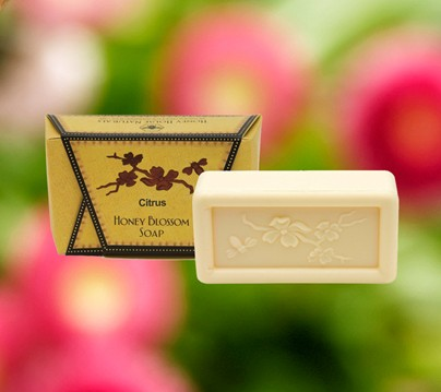 Soap Honey Blossom Soap (6 oz.) | All Natural Soap Gifts | Honey House Naturals