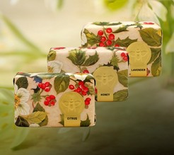 Holiday Soap Single Bar (3.5 oz)