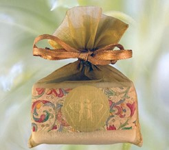 Sample Soap in gift bag (1.2oz.)