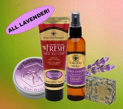 Lavender Gift Set-4 Products
